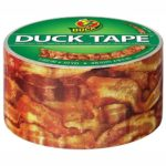 Crispy Bacon Printed Duct Tape