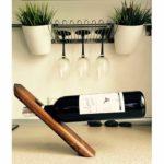 Floating Balancing Wine Bottle Holder