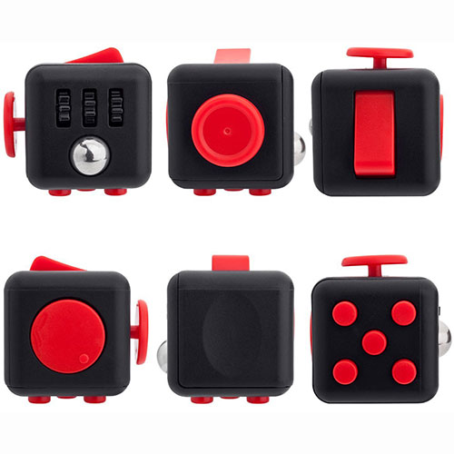 Fidget Cube Stress Reliever Toy