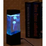 Color Changing LED Jellyfish Aquarium Desk/Night Light