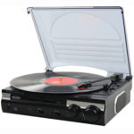 Jensen Turntable Record Player