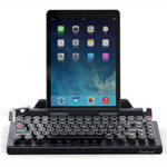 QwerkyWriter Wireless Bluetooth Vintage Typewriter Portable Keyboard