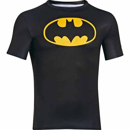 Batman Under Armour Compression T-Shirt